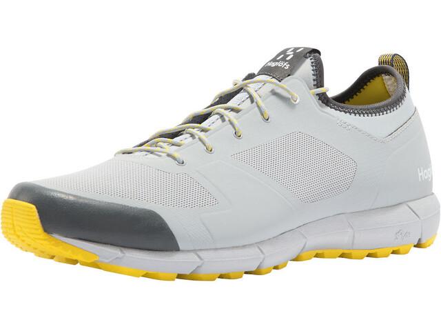 Haglöfs L.I.M Low Shoes Herre stone grey/signal yellow